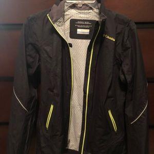 NWOT Columbia rain jacket